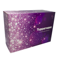 Load image into Gallery viewer, Tupperware Purple Royale Crystalline Set