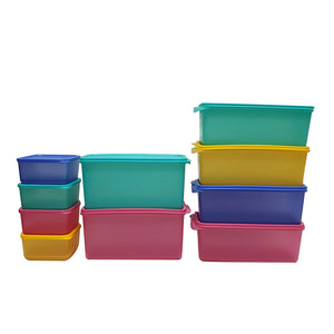 Tupperware Chill & Serve Set - Buy 4 Free 2 with Freebies-Tupperware 4 Sale