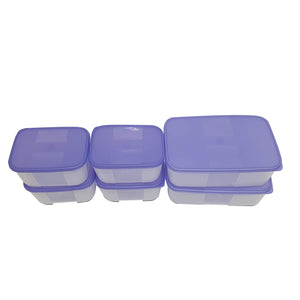 Tupperware FreezerMate Small & Medium II Set-Tupperware 4 Sale