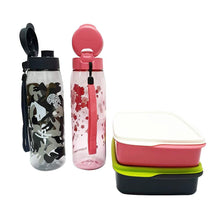 Load image into Gallery viewer, Tupperware H2GO Tumblers Set with Freebies-Tupperware 4 Sale