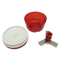 Load image into Gallery viewer, Tupperware Turbo Chopper With Freebies-Tupperware 4 Sale