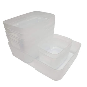 Tupperware FreezerMate Essential Set-Tupperware 4 Sale
