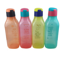 Load image into Gallery viewer, Tupperware Absolute Positivity Eco Drinking Bottles Set With Freebie