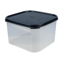 Load image into Gallery viewer, Tupperware Modular Mates Black Square II - 2.6L