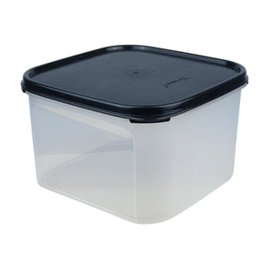 Tupperware Modular Mates Black Square II - 2.6L