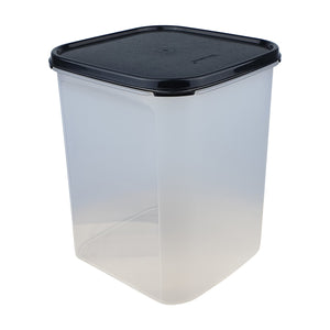 Tupperware Modular Mates Black Square IV - 5.5L