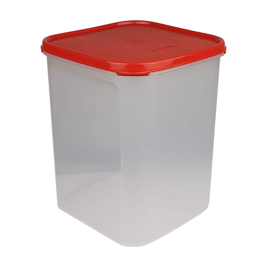 Tupperware Modular Mates Red Square IV - 5.5L