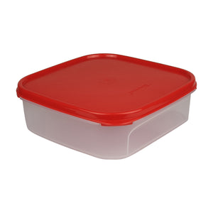 Tupperware Modular Mates Red Square I - 1.2L