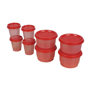 Tupperware Friends Cooking Mini Containers Set