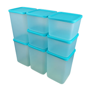 Tupperware Sea Breeze Food Containers