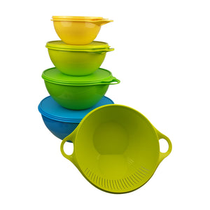 Tupperware That's A Bowl Tower