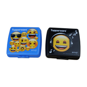 Tupperware emoji Lunch box