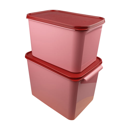 Tupperware Rosa Keeper
