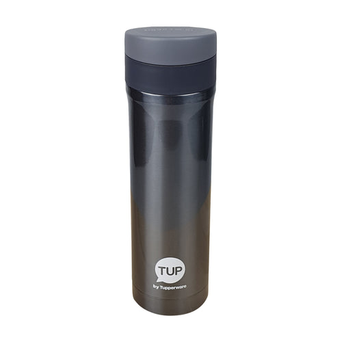 Tupperware Stainless Steel Thermal Flask (Stormy Silver)