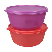 Load image into Gallery viewer, Tupperware MM Oval Seal Bowls 2.0L
