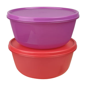 Tupperware MM Oval Seal Bowls 2.0L