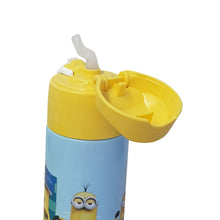 Load image into Gallery viewer, Thermos Minion Stainless Steel Ice Cold Bottle II