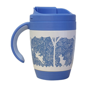 Thermos Limited Edition Desktop Mug - Blue