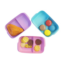 Load image into Gallery viewer, Tupperware Hearty Bites Lunch Boxes