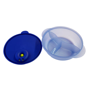 Tupperware Crystalwave Divided Dish 900ml