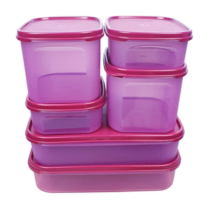Tupperware Mega Modular Set with Gift Box