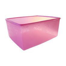 Load image into Gallery viewer, Tupperware Festive Stor N Serve - Sheer Lychee