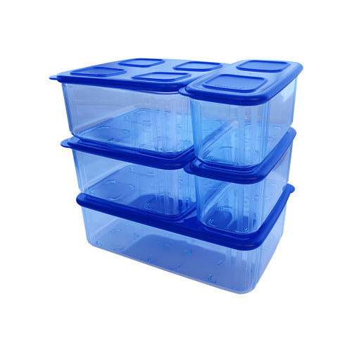 Tupperware Fresh N Clear Set