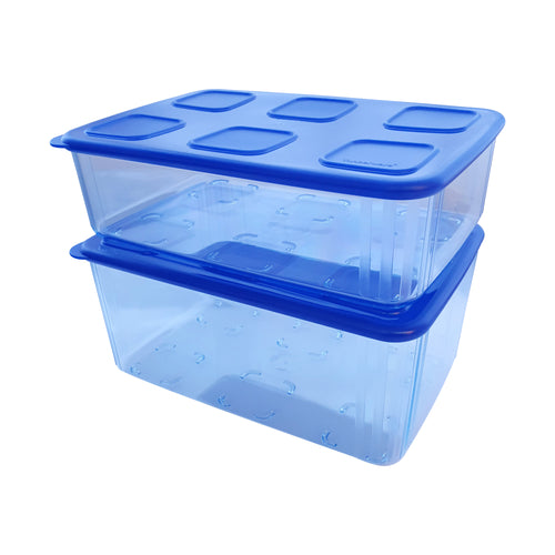 Tupperware Fresh N Clear Large Set
