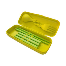 Load image into Gallery viewer, Tupperware Portable Cutlery Set
