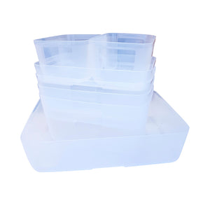 Tupperware FreezerMate Essential Set - Violet