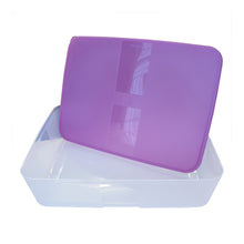 Load image into Gallery viewer, Tupperware FreezerMate Medium II Set of 2 - Violet
