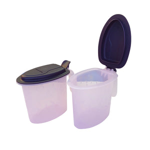 Tupperware Salt & Spice Set