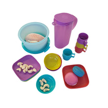Load image into Gallery viewer, Tupperware Mini Toy Set - Limited Edition