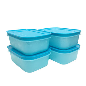 Tupperware 2 In 1 Chill Freez Set - Blue