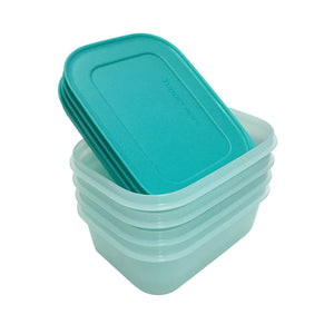 Tupperware 2 In 1 Chill Freez Set - Turquoise