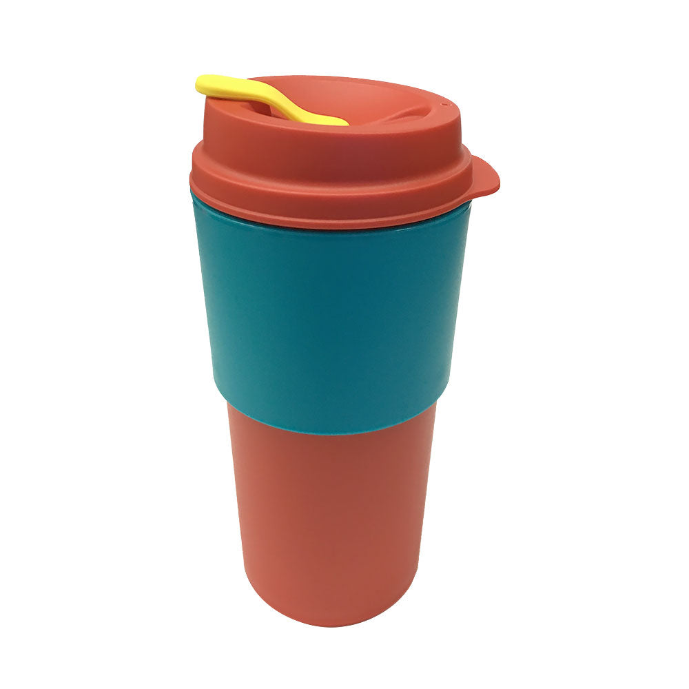 Tupperware Coffee To Go - Red