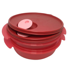 Load image into Gallery viewer, Tupperware CrystalWave Bowl Set With Strap
