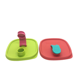 Tupperware Smiley Fridge Bottles 2.0L Set