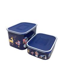 Load image into Gallery viewer, Tupperware Winter Joy Baseline Canister Set