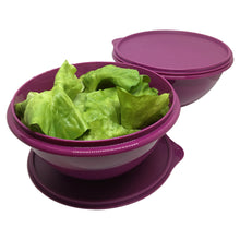 Load image into Gallery viewer, Tupperware Round Wonderlier Bowls 1.7L