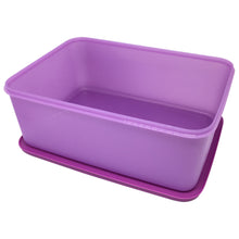 Load image into Gallery viewer, Tupperware 2 In 1 Chill Freez Large - Violet