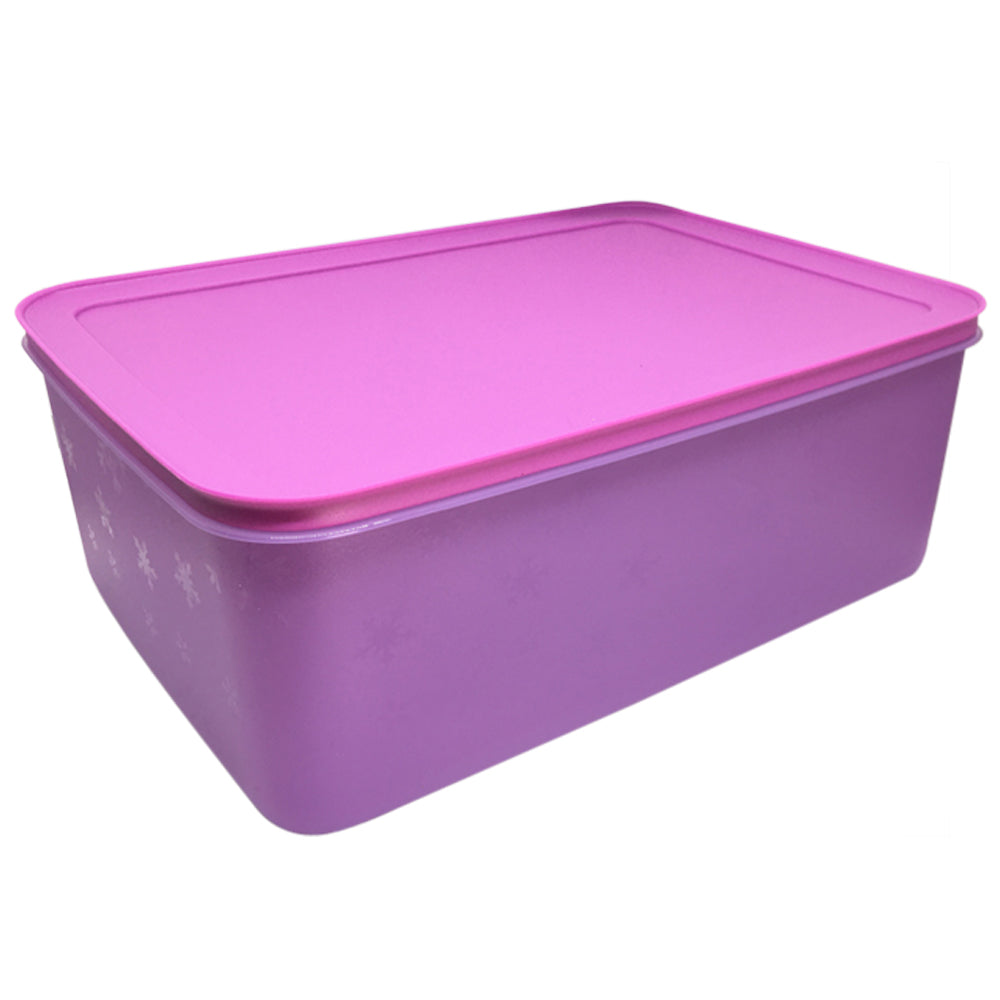 Tupperware 2 In 1 Chill Freez Large - Violet