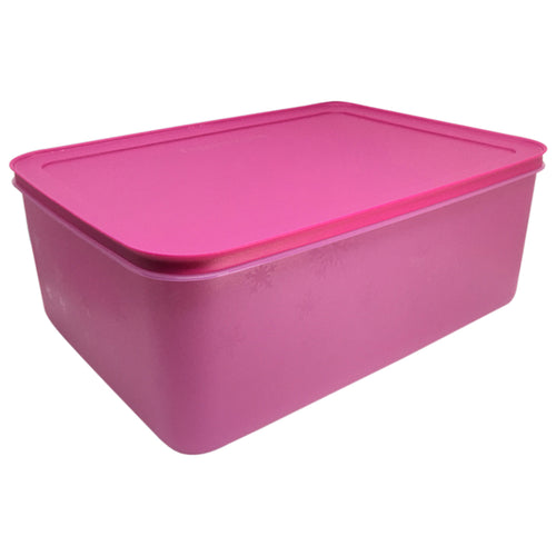 Tupperware 2 In 1 Chill Freez Large - Pink