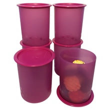 Load image into Gallery viewer, Tupperware Camellia One Touch Gift Set