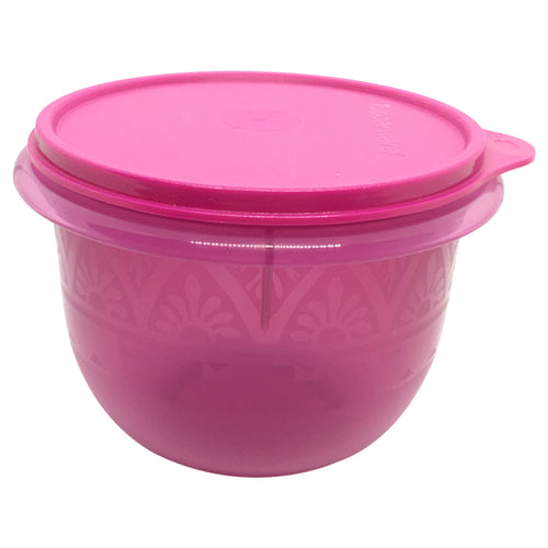Tupperware Floral Bowl Containers