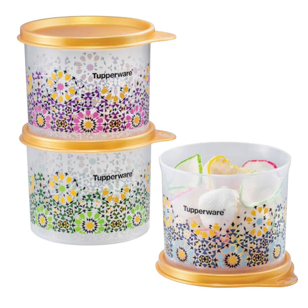 Tupperware Cosette Keeper Set