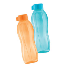 Load image into Gallery viewer, Tupperware Eco Drinking Bottles 500ml (Orange & Blue)