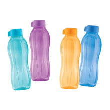 Load image into Gallery viewer, Tupperware Eco Drinking Bottles 750ml x 4 Units