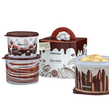 Load image into Gallery viewer, Tupperware Grand Choco Tower Gift Set