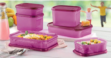 Load image into Gallery viewer, Tupperware Mega Modular Set with Gift Box